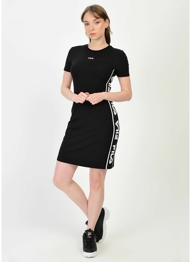 Fila Elbise Siyah